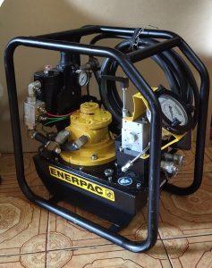 Rental Hydraulic Bolting